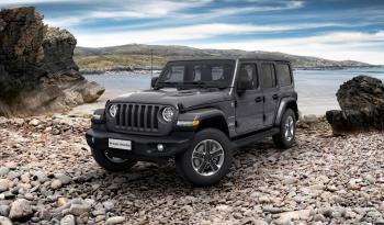 Jeep Wrangler Sahara Unlimited 2.2 JTD 200 KS 4WD AT8 full