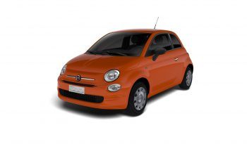 Fiat 500 Cult Hybrid 1.0 70 КС Euro 6D full